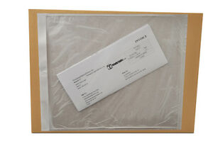 Clear Packing List Envelopes 9 5 X 12 Plain Face Back Side Load 500 case