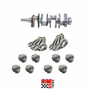 Ford Racing Boss 5 0l Coyote Forged Rotating Assembly Manley Rods Mahle Pistons