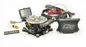Fast 30447 06kit Ez efi Self Tuning Fuel Injection System In tank Fuel Pump