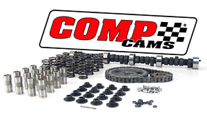 Comp Cams K12 213 3 Sbc Chevy 350 305 Camshaft Kit Springs Lifters Timing Set