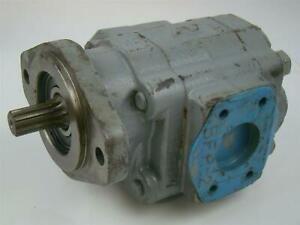 Parker Hydraulic Pump 86 Shaft P51a597besp25 25