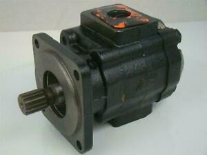 Parker Hydraulic Pump 1 22 Shaft 313 5030 002