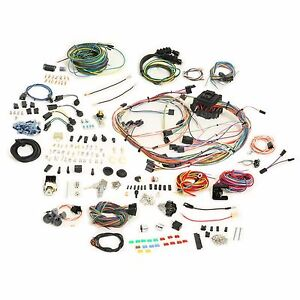 1967 68 Chevy Truck C10 American Autowire Classic Update Wiring Harness 510333