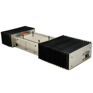 Anorad High Precision Linear Translation X Positioning Stage