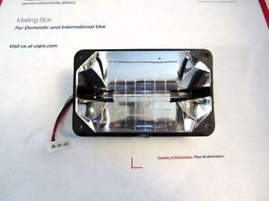 Whelen 9m Edge Lightbar 400 Series Linear Strobe Tube Assembly 02 0362824 00
