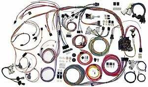 1970 72 Monte Carlo American Autowire Classic Update Wiring Harness 510336