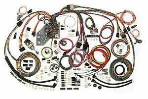 1947 55 Chevy Truck American Autowire Classic Update Wiring Harness 500467