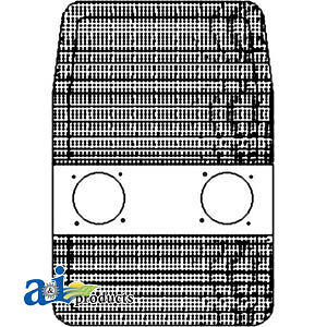 A 3701931m91 For Massey Ferguson Grill Front 270 290 298 670 698 699