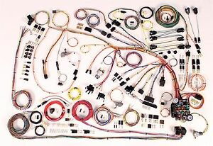 1966 68 Chevy Impala American Autowire Classic Update Wiring Harness 510372