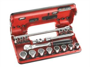 Facom Fcmjldbox112 12 Point Socket Set 3 8in Drive