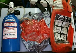 Lifeair 5 Minutes Escape Air Tank Respirator Emergency Life Support Apparatus