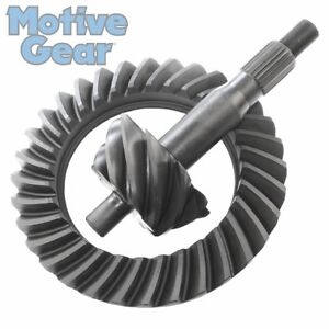 Motive Gear F880355 Ring And Pinion 3 55 1 Ratio Ford 8 Set