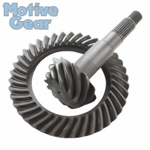 Motive Gear G882355 Ring And Pinion Gears Gm 8 2 10 Bolt 3 55 1