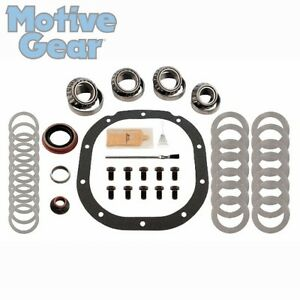 Motive Gear R8 8rmkt Ring And Pinion Installation Kit Ford 8 8