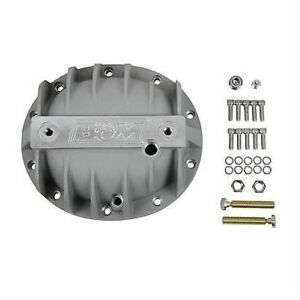 B M 10311 Cast Aluminum Rear Differential Cover For Dana 35