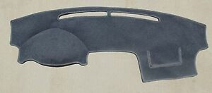 2002 2006 Toyota Camry Dash Cover Mat Dashboard Pad Charcoal Gray