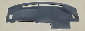 Fits 1991 1994 Nissan Sentra Dash Cover Mat Dashboard Pad Charcoal Gray