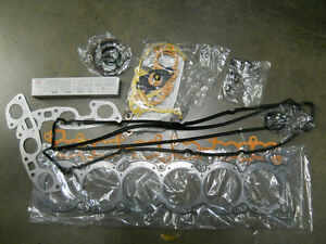 Genuine Nissan Jdm R33 Skyline Complete Engine Gasket Kit Rb25de