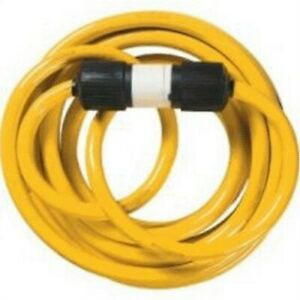 Cord Generator 30a 10 4x25 Yel no 1493 Coleman Cable Inc
