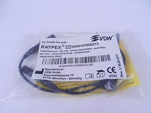 Dentsal Vdw File Clips Holder For Raypex 5 Apex Locator Root Canal Finder