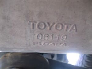 1994 Toyota Land Cruiser Fj80 Used Muffler With Tip Oem