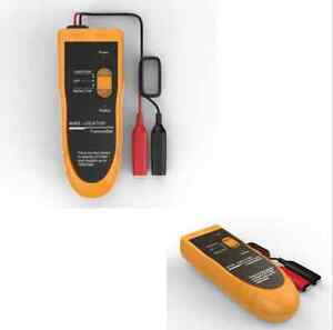 Cable Tester Wire Tracker Tracer Underground Network Wire Locator With Earphone