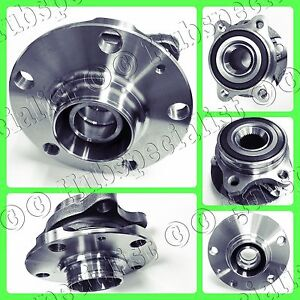 Front Rear Wheel Hub Bearing Assembly For 2012 2015 Audi A7 Quattro 1 Side New
