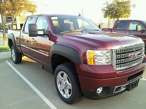2007 2013 Gmc Sierra 1500 2500 3500 Oe Factory Style Fender Flares Fits All Bed