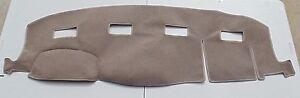 2006 2008 Dodge Ram 1500 2500 Truck Dash Cover Mat Dashboard Cover Taupe
