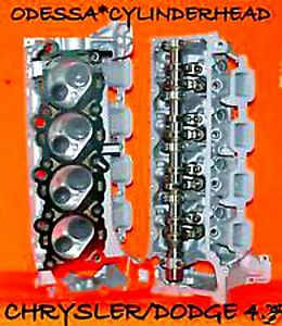 2 Chrysler Dodge Jeep Cherokee Dakota 4 7 Sohc Cylinder Heads Rebuilt