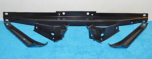1968 1969 Ford Ranchero 500 Gt Squire Rio Grande Orig Rear Bumper Brackets Set