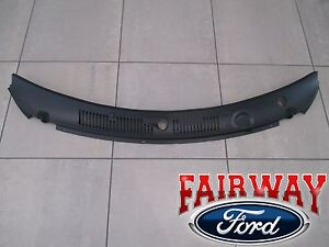 99 Thru 04 Mustang Oem Genuine Ford Windshield Wiper Screen Cowl Panel Grille