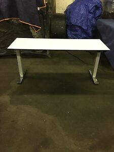 Linak Adjustable Height Work Table Desk Workbench Assembly Packing Electric