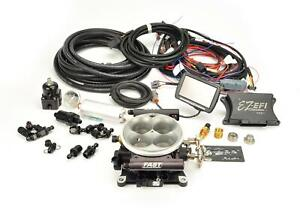 Fast 30227 06kit Ez Efi Self Tuning Fuel Injection System W Iinline Fuel Pump