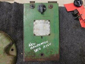 New Generation Dash Assy With Lightswitch John Deere