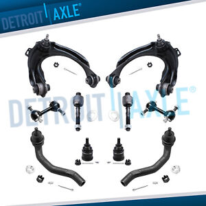 Front Upper Control Arm For 2003 2007 Honda Accord 2 4l Acura Tsx W Tierod End