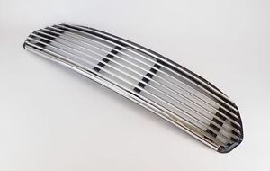 Classic Mini Cooper Grille Mk2 8 Slat Cars Internal Bonnet Release Ala6669 New