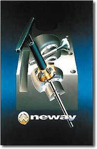 Neway 111 Valve Seat Cutter 25 4mm 60 Deg Multivalve