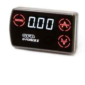 Go Fast Bits 3004 G force Ii 50psi Electronic Turbo Boost Controller Gfb3004