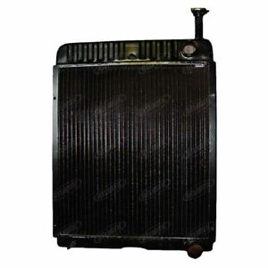 1706 6504 Case International Harvester Parts Radiator 1066 Tractor 1086 Tractor