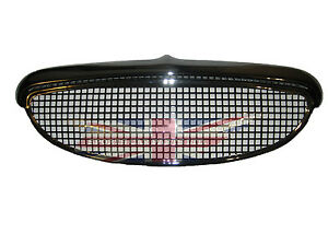 New Austin Healey Sprite Bugeye 1958 61 Front Grille Chrome Metal Reproduction