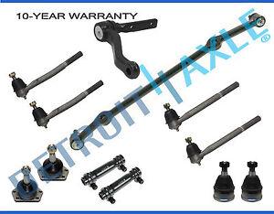 12pc Complete Front Suspension Kit For Chevy Impala Caprice Buick Pontiac Olds