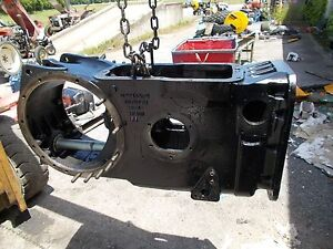 Massey Ferguson 596 Rear Axle Housing Middle Body With Cab 6204380m92