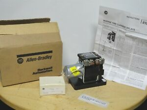 Allen Bradley Magnetic Overload Relay Part Number 810 a05ar New In Box