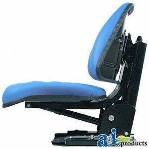 Made To Fit Ford New Holland Tractor Compact Tractor Full Suspension Seat E9nn