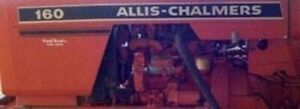 Made To Fit Allis Chalmers 3 Cyl Ad3 152 Perkins Diesel Engine Overhaul Kit 160