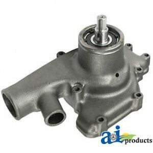 Made To Fit Massey Ferguson White Combine Water Pump Perkins 3637466m91 550 750