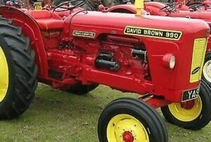 David Brown Tractor Major Engine Overhaul Kiit W Ad4 47 Engine 990 Implematic