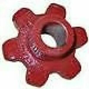 Case Ih Combine Elevator Chain Sprocket 165292c1 sp117 Sp117h