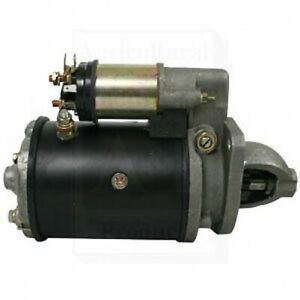 Ford Tractor Lucas Starter Diesel Engines D8nn11000a 81826488 81859494